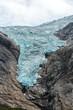 Gletscher Briksdalsbreen Norwegen
