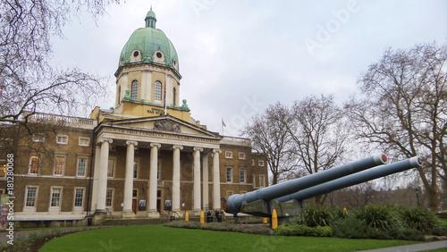 Fotografie, Obraz Imperial War Museum Entrance Building - London, England, UK