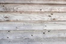 Old Weathered Wood Planks. Vin...