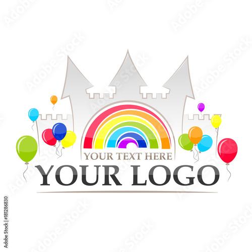 Amusement Park Logo Buy This Stock Vector And Explore Similar Vectors At Adobe Stock Adobe Stock