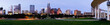 canvas print picture - Austin Texas Downtown City Skyline Urban Architecture Panoramic
