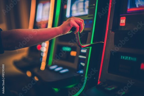 Foto  Slot Machine Play Time