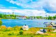Suomenlinna port, Finland.