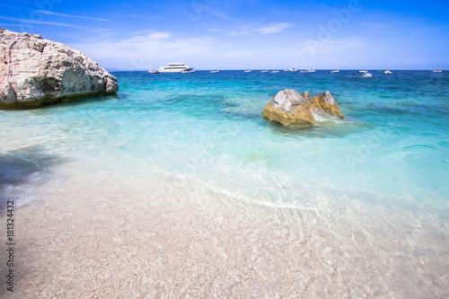 Foto op Plexiglas Indonesië Cala Mariolu on Sardinia island, Italy