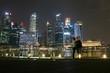 シンガポール 摩天楼