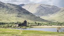 Kilchurn Castle, Ruins Near Lo...