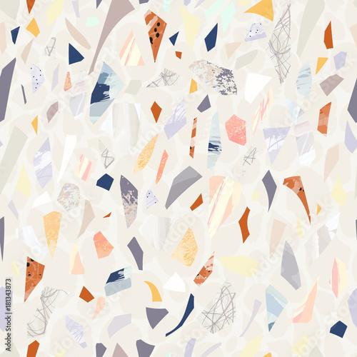 abstrakcjonistyczny-recznie-rysowany-projekt-figury-na-bialym-materiale