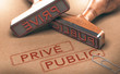 Public Versus Privé. Choix Fonction Publique ou Secteurs Privés