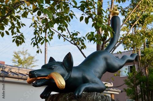 日本 京都 伏見稲荷大社 千本鳥居 Japan Kyoto Fushimi Inari Taisha Torii Poster
