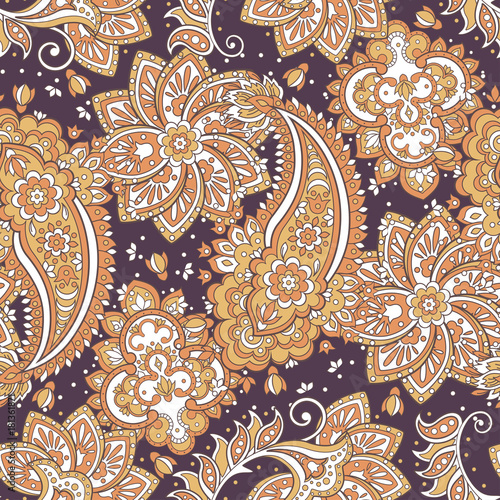 seamless-floral-paisley-vector