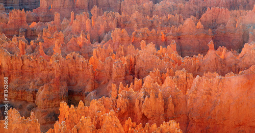 Poster Parc Naturel Bryce canyon