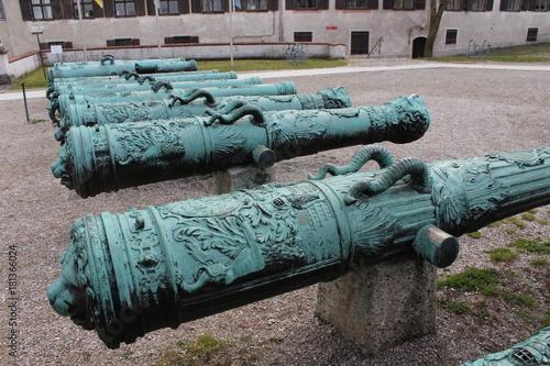 Plakat Guns Ingolstadt