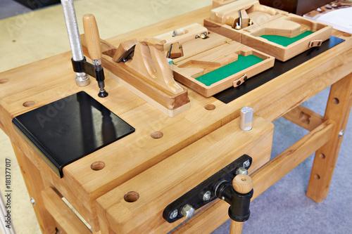 Obraz New modern workbench - fototapety do salonu