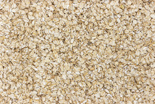 Oatmeal Background. Oat Flakes Texture