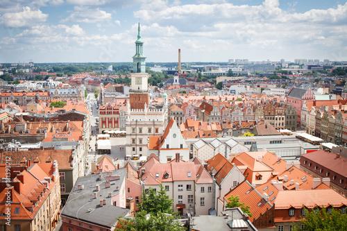 Obraz Poznań, Polska - fototapety do salonu
