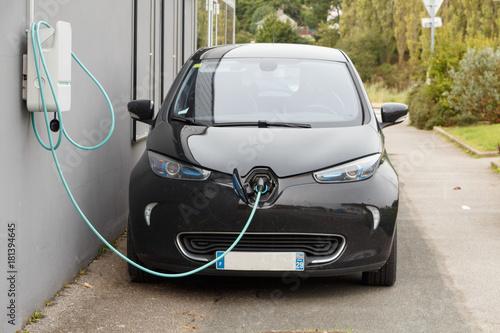 Rechargement de voiture électrique