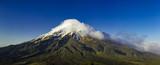 Fototapeta Mountains - mt taranaki mt egmont