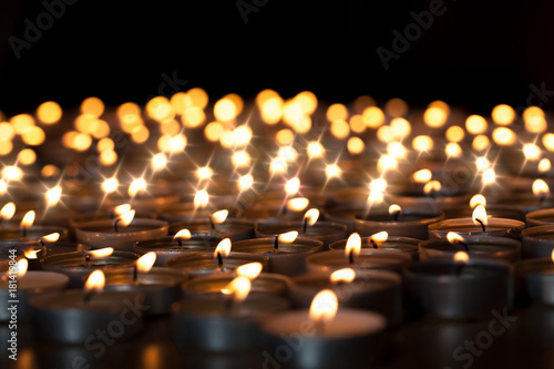 Fotografia  Tealight candles