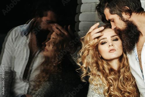 Fotografía  Desire, sensuality, seduction concept