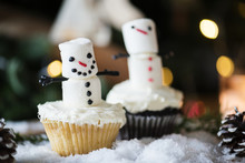 Marshmallow Snowman Christmas ...