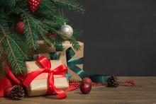 Christmas Holiday Background. ...