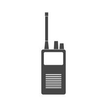 Radio Icon, Simple Icon Mobile...