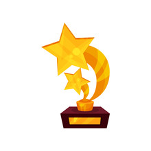 Two Starrs Gold Award A Pedest...