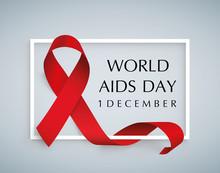 Aids Awareness. World Aids Day...