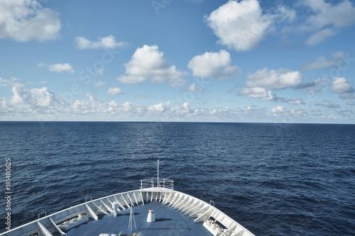 Canvas Print 新日本海フェリー 航海