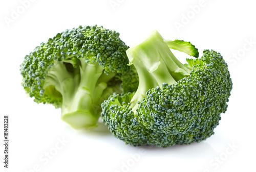 Broccoli in closeup