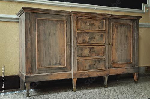 Meuble Ancien Renove A La Patine Buy This Stock Photo And Explore Similar Images At Adobe Stock Adobe Stock