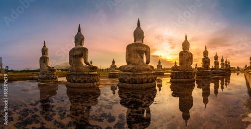 Fotografia  Buddha statue Buddhism Nakhon Si Thammarat