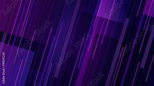 angled rules purple