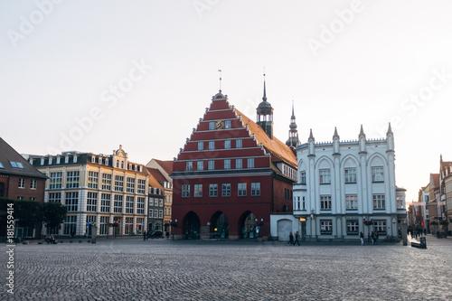 Photo  Impressionen aus Greifswald und Wieck
