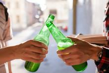 Alcohol Addiction. Unhealthy L...