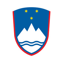 Slovenian Coat Of Arms, Offici...