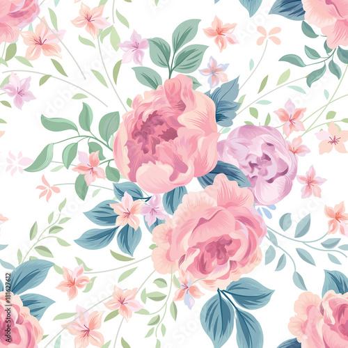 kwiatowy-wzor-kwiat-rozy-bialy-tlo-kwitnaca-tapeta-z-kwiatami