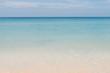 Calm Sea Backgroundand Blue Sky