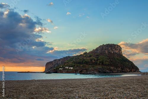 Fotografie, Obraz  isola di dino, calabria, praia a mare, cosenza , italia