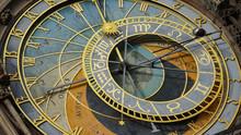 Astronomical Clock Tower Detai...
