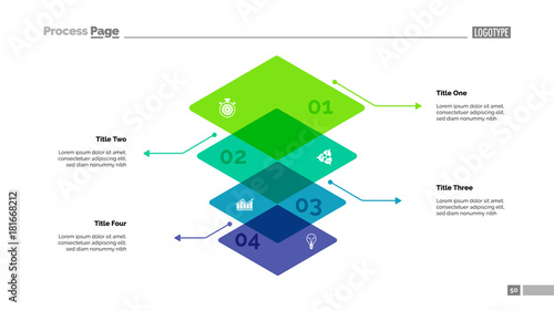 Photo Level Diagram with Four Elements