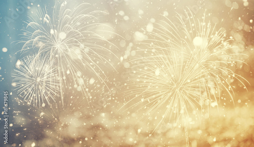 Photo  New Year concept