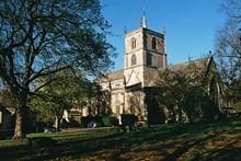 St John The Baptist Church, Knaresborough, Yorkshire.