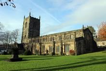 Holy Trinity Church, Skipton, Yorkshire.