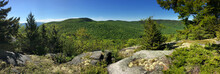 Appalachian Mountains Panorama...