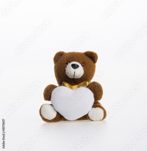 toy or toy bear on a background. #181718617