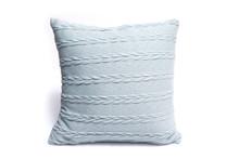 Decorated Cushion On White Bac...