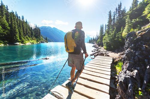 фотографія  Garibaldi lake