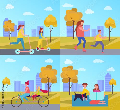 aktywna-rodzina-w-parku