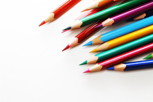 Colored Pencil As Wallpaper / ...